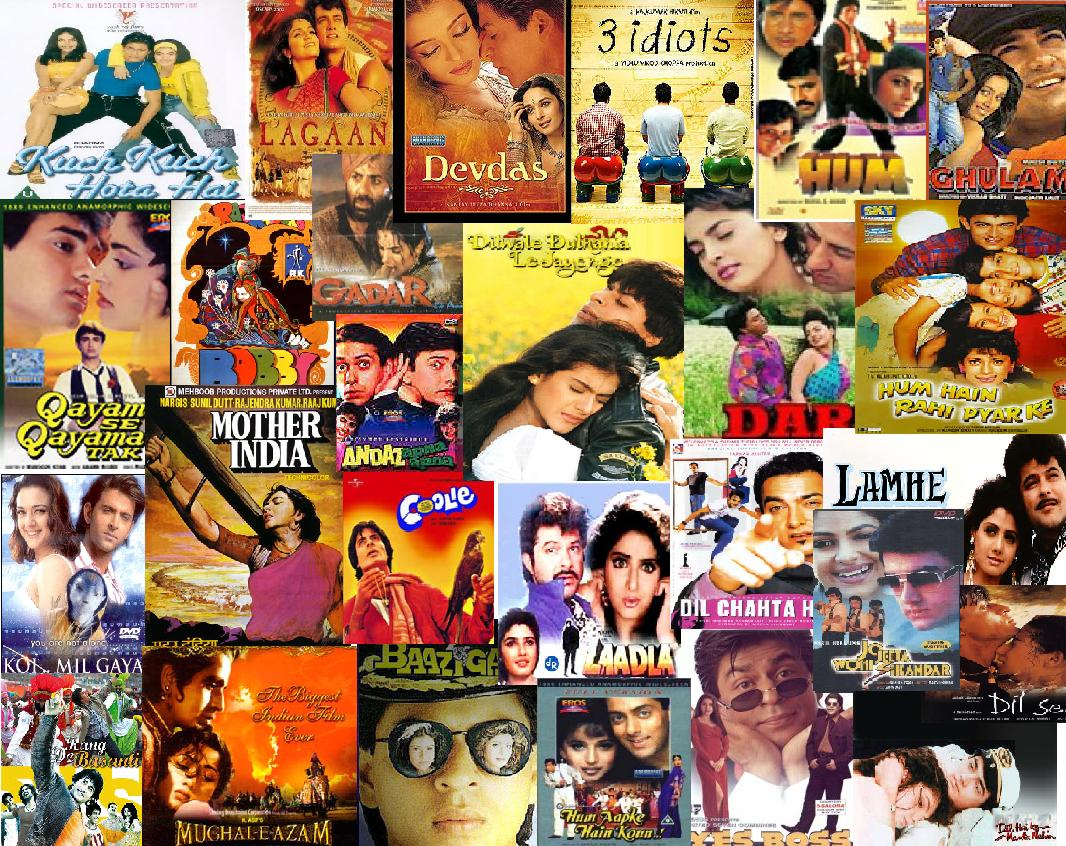 Collage of Movie Posters Movie Posters · Collage