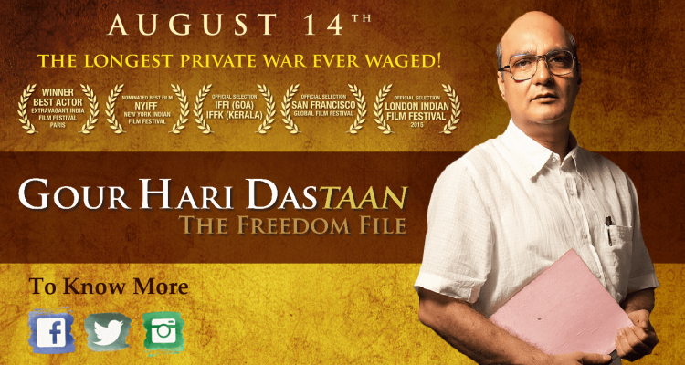 Gour Hari Dastaan - The Freedom File movie download in hindi 720p