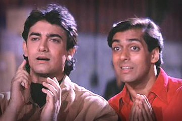 Andaz Apna APna_Poster_Bollywood_Bollywoodirect_Mahurat Shot-Poster-watch-full-movie-online-free-download