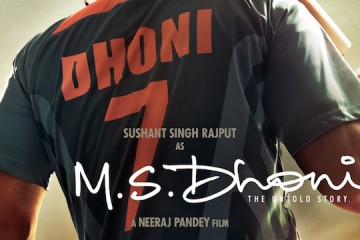 MS Dhoni_Susant Singh Rajput_Neeraj Pandey_Wallpaper_Poster_Trailer-First Look-Bollywoodirect-Cricketer