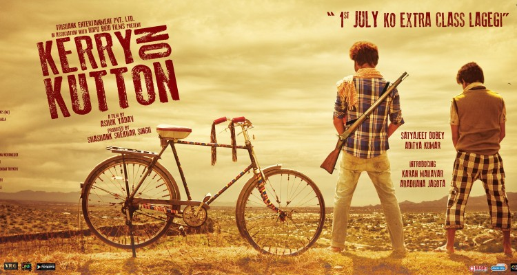 Kerry On Kutton_Aditya Kumar_Satyajeet Dubey_Bollywoodirect+Poster_Trailer_Aradhna Jagota