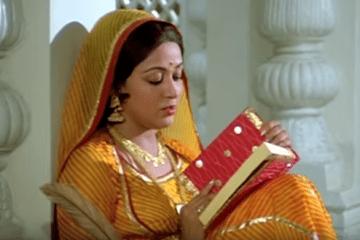 Mere To Girdhar Gopal - Hema Malini - Meera - Lata - Pt. Ravi Shankar -Lyrics-Song-Bollywoodirect