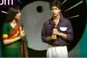 Shah Rukh Khan_Shahrukh-Khan_Shah-Rukh-Khan-As-A-Doordarshan-Anchor-Video-Bollywoodirect