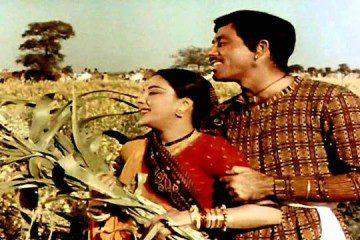 Mother India - Dukh Bhare Din Beete Re - Mohd.Rafi-Shamshad Begum-Shakeel Badyauni-Nargis-Raj Kumar-Mehboob Khan-Bollywoodirect-Song