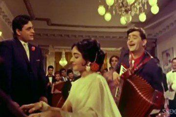 Sangam - Har Dil Jo Pyar Karega O - Mukesh - Lata Mangeshkar- Song-Raj Kapoor- Rajendra Kumar- Mahendra Kapoor-Bollywoodirect