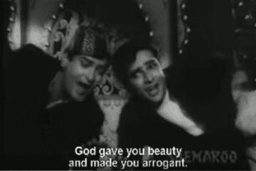 Tumhen Husn Deke Khuda Ne Sitamgar Banaya--तुम्हें हुस्न देके ख़ुदा ने सितमगर बनाया चलो इस बहाने तुम्हें भी ख़ुदा याद आया-जब से तुम्हें देखा-1963-Jab Se Tume Dekha-Dattaram-Anand Bakshi-दत्ताराम-आनन्द बख्शी-मो रफी_मन्ना डे-लता मंगेशकर -आशा भोंसले-Mohd rafi-Manna Dey-Lata Mangeshkar-Asha Bhosle-Bollywoodirect-Shammi Kapoor-Shashi Kapoor