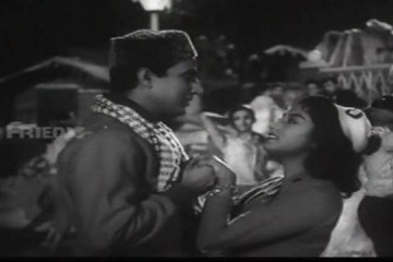 Yeh Raat Yeh Fizayen-Romantic Song-Asha Bhosle-Mohammed Rafi-Batwara-1961-Bollywoodirect- ये रात ये फ़िज़ायें फिर आयें या न आयें, आओ शमा बुझा के हम आज दिल जलायें-बटवारा