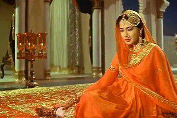 Chalo Dildar Chalo - Lata Solo version from Paakeezah Rang-Barang-Bollywoodirect- Video Song