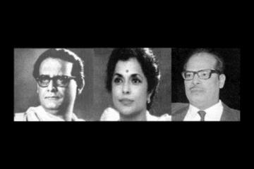 darshan do ghanshyam naath more ankhiyaan pyaasi re-Narsi Bhagat