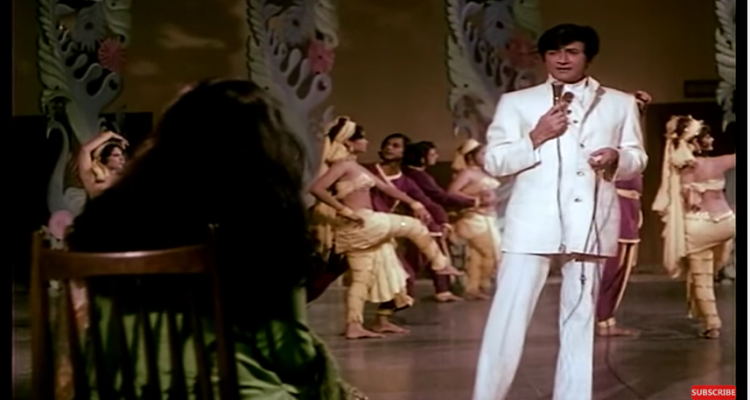 Raahi Tha Main Awara - Sahib Bahadur-Kishore Kumar-Madan Mohan-Bollywoodirect-Video-Song