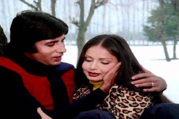 kabhi-kabhi-1976-Mukesh-Lata Mangeshkar-Sahir Ludhianvi-Amitabh Bachchan-Rakhi-Yash Chopra-Video-Song-Bollywoodirect