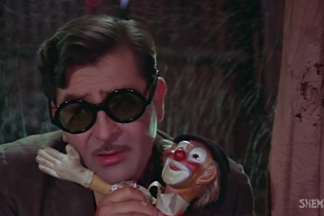 Jaane Kahan Gaye Woh Din - Raj Kapoor - Mera Naam Joker -1970-Song-Video-Bollywoodirect