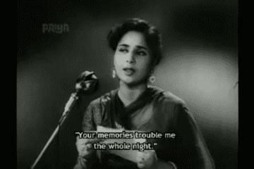 Saari saari raat teri yaad sataye-Lata Mangeshkar-Aji Bas Shukriya-1958-Roshan- Video-Song-Bollywoodirect