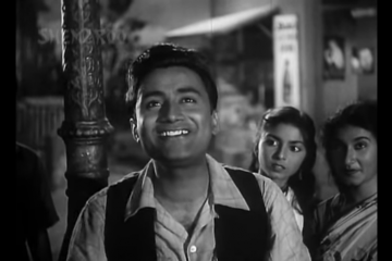 Ae Meri Topi Palat Ke Aa-Funtoosh-1956-S D Burman-Sahir Ludhianvi-Kishore Kumar-Dev Anand-Video Song-Full Movie-Bollywoodirect
