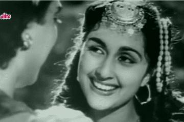 yeh-zindagi-usi-ki-hai-lata-mangeshkar-beena-roy-anarkali-1953-C. Ramchandra-Lata Mangeshkar-Rajinder Krishan-Video-Song-Bollywoodirect