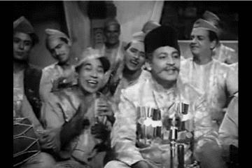 na-to-carvaan-ki-talaash-hai-barsat-ki-raat-1960-Shiv Dayal Batish-Mohammed Rafi-Asha Bhosle-Sudha Malhotra-Manna Dey-Sahir Ludhanvi-Roshan-Video-Song-Bollywoodirect