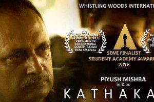 Kathakaar-Abhimanyu Kanodia-Piyush Mishra-Short Film-Oscar Selection-Bollywoodirect