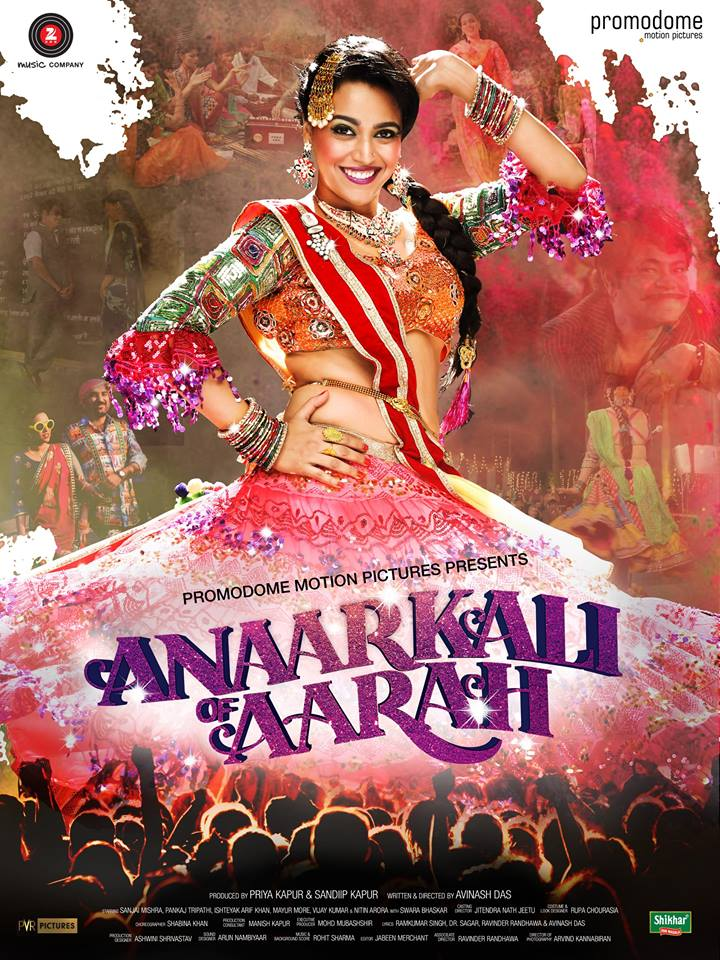 Anaarkali of Aarah-Avinash Das-Swara Bhaskar-Sandiip Kapur-First Look-Full Movie-Trailer- Review-Release Date-Bollywoodirect