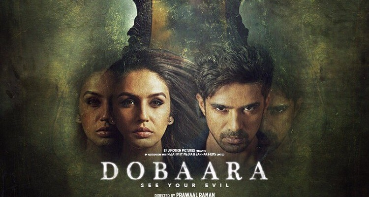 Dobaara: See Your Evil-Huma Qureshi-Saqib Saleem-Adil Hussain- Lisa Ray-Rhea Chakraborty-Madalina Bellariu Ion- watch full movie-online-free-songs-jukebox-bollywoodirect