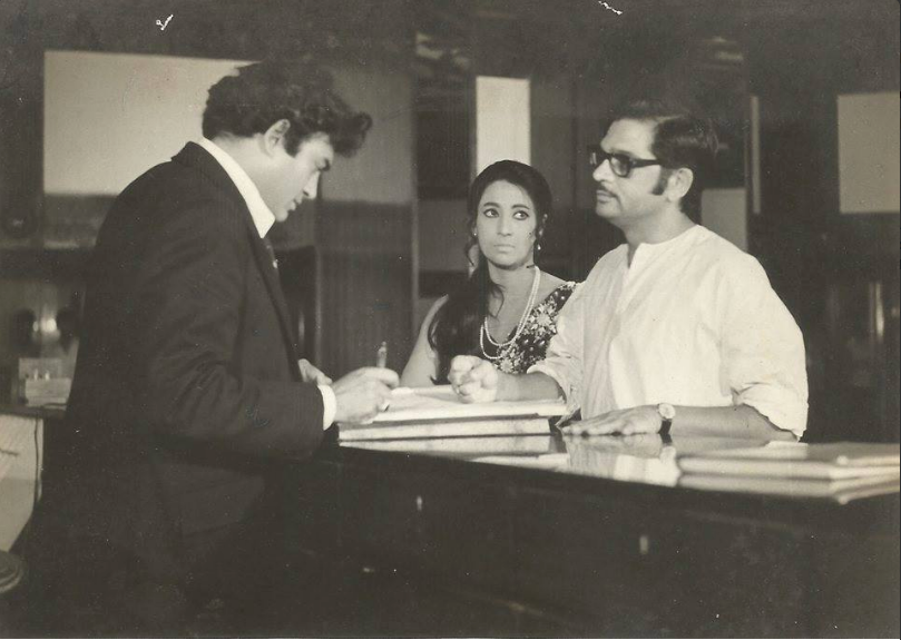 Sanjeev Kumar- Harihar Jethalal Jariwala -Bollywood-Actor-Biography-Filmography-Rare-Unseen-Photos-Video-Bollywoodirect-Aandhi-Gulzar-Suchitra Sen