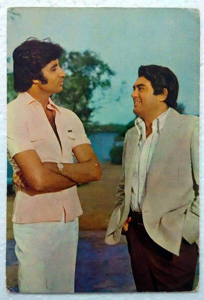 Sanjeev Kumar- Harihar Jethalal Jariwala -Bollywood-Actor-Biography-Filmography-Rare-Unseen-Photos-Video-Bollywoodirect-Amitabh Bachchan