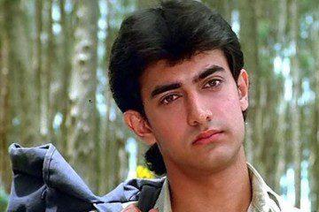 aamir khan-in-an-award-function-34th-filmfare-1988-video-dancing-Qayamat Se Qayamat Tak-full movie-bollywoodirect