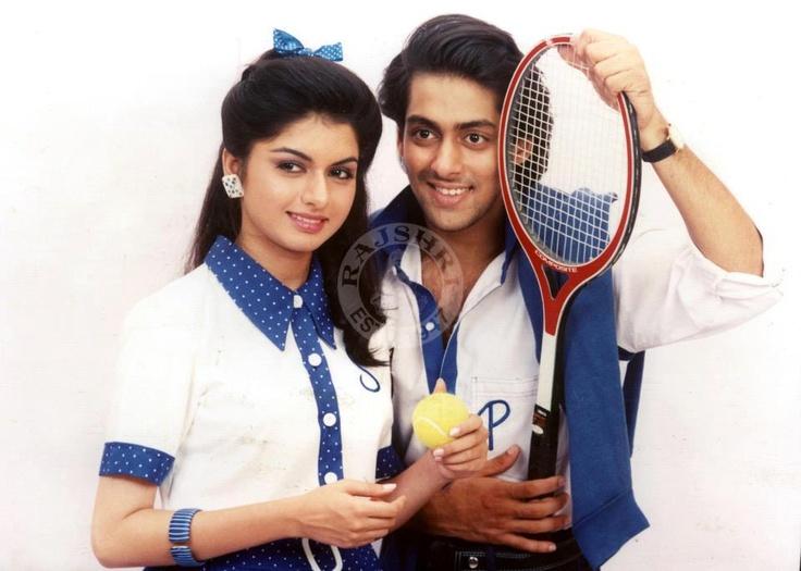 Salman Khan with Bhagyashree in Maine Pyaar Kiya_Bollywoodirect_Bollywood-Watch-Download-Movies-Online-For-Free