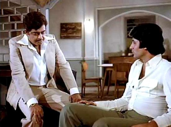 Amitabh Bachchan and Shatrughan Sinha- Bollywoodirect