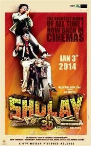 Sholay-poster-Amitabh Bachchan-Dharmendra-rohan sippy-bollywoodirect