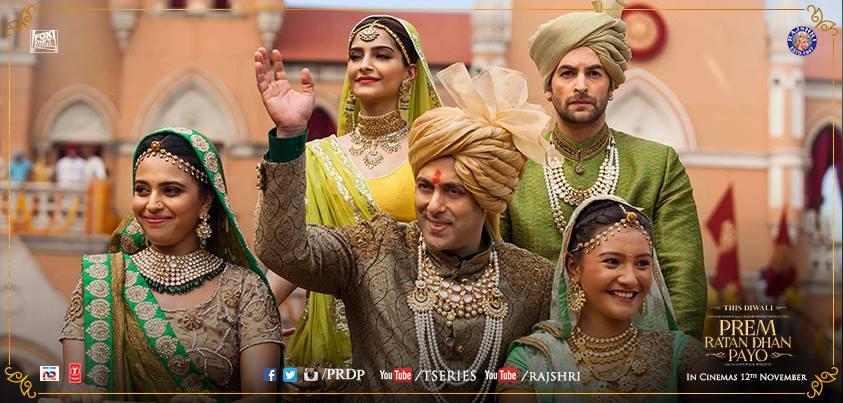 Prem Ratan Dhan Payo_Poster_Wallpaper_Salman Khan_Sonam Kapoor_Swara Bhaskar_Bollywoodirect1