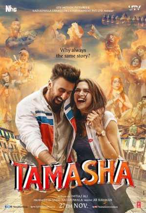 Tamasha poster -Bollywoodirect