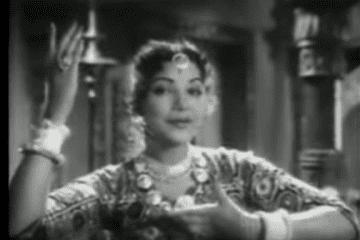 Samrat Chandragupta - Mujhe Dekh Chand Sharmaye - Lata Mangeshkar-Song-Bollywoodirect