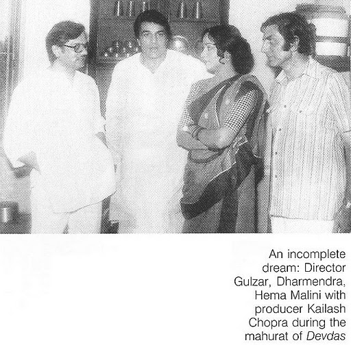 Gulzar- Rare Photo-Vintage-Old-Pics-Bollywoodirect-Daughter-Wife-family-Poetry-Poem-Jaya Bachchan-Amitabh Bachchan-Rakhee-Devdas