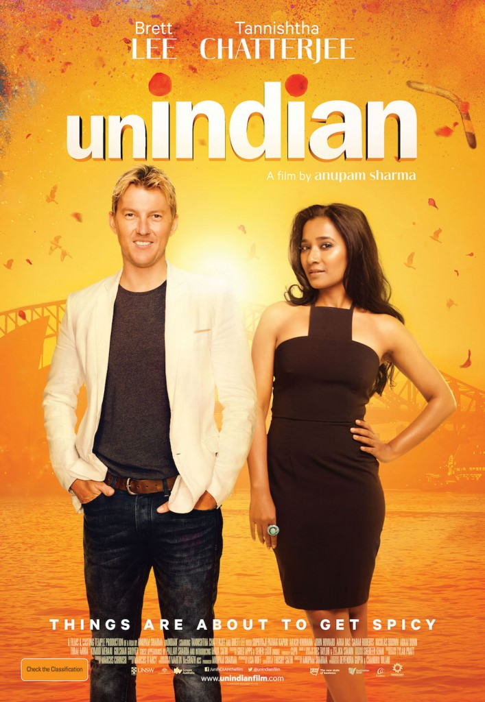 unIndian-Anupam Sharma-Director-Brett Lee-Interview-Bollywoodirect