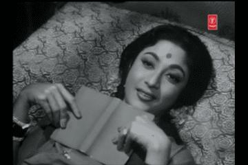 Meri-aankho-se-koi-neend-liye-jaata-hain-pooja ke phool-1964-madan mohan-lata mangeshkar-mala sinha-rajendra krishan-video-song-bollywoodirect