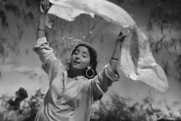 Hawa Mein Udta Jaaye Mera Laal - Barsaat -1949- Pusha Bimla-Dr.Ramesh Shastri-Lata Mangeshkar-Shankar Jaikishan-Video-Song-Lyricist-Bollywoodirect