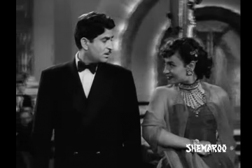 Shree 420 - 1955-Mud Mud Ke Na Dekh - Manna Dey - Asha Bhonsle-Nadira-Raj Kapoor-Video Song-Bollywoodirect