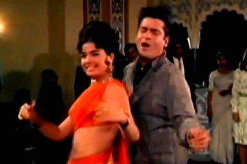 aaj-kal-tere-mere-pyar-ke-charche--Mohammed Rafi-Suman Kaluanpur-Shammi Kapoor-Mumtaj-Shailendra-Shankar Jaikishan-Full Movie-Video Song-Bollywoodirect-Brahmachari-1968