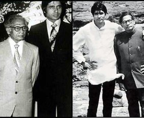 Dr. Harivansh Rai Bachchan-My Father My Role Model-Amitabh bachchan-Teji Kaur-Bachchan-Family-Rare Picture-Interview-Video-Poems-Bollywoodirect